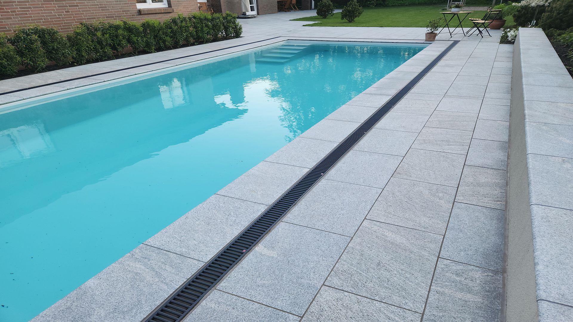 Granitplatten Juparana Grey