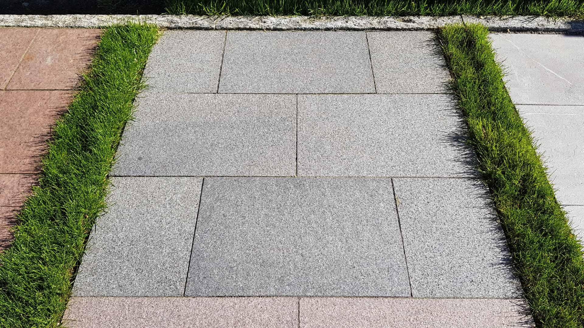 Granitplatten Impala Anthrazit