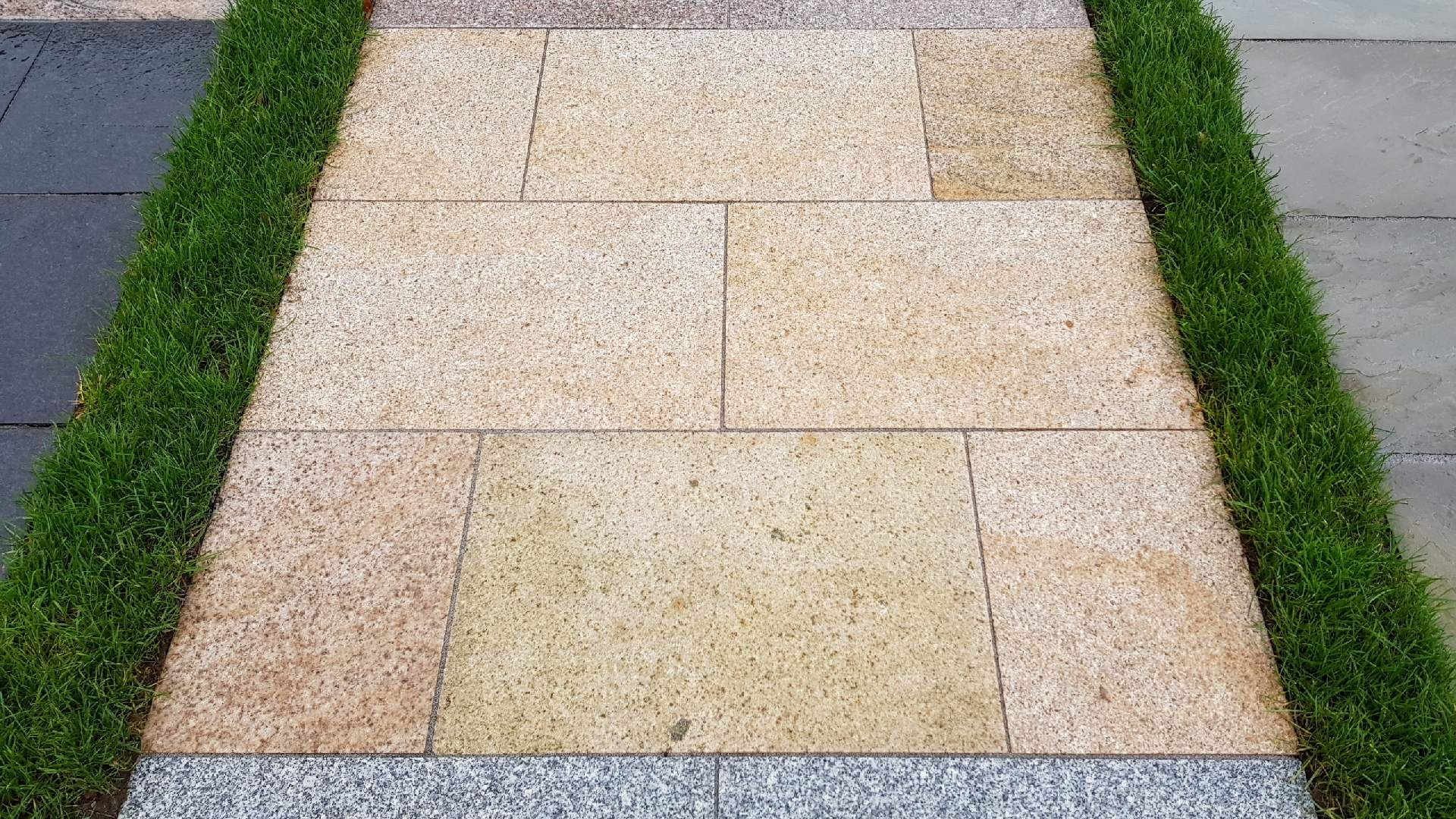 granitplatten terrassenplatten g nstiger ab hamurg kaufen. Black Bedroom Furniture Sets. Home Design Ideas