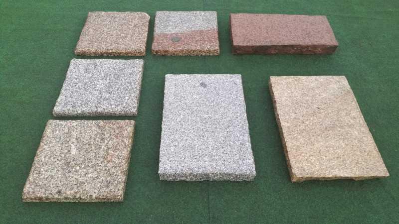 Granit Krusten Platten Bis Günstiger Kaufen Von Geostones - Granit gartenplatten preise