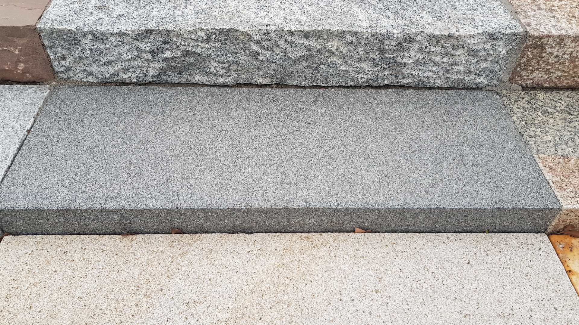 Blockstufen Impala - Dunkelgrau