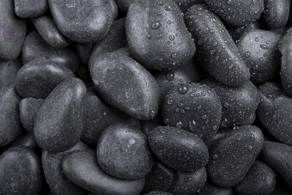 Glanzkies schwarz , 10-45
