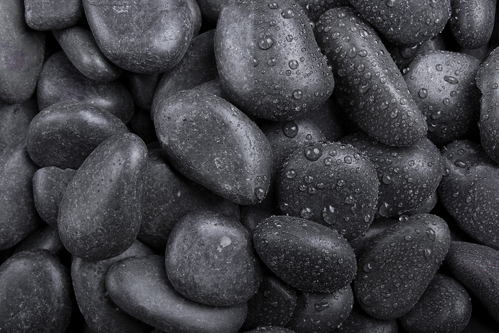 Glanzkies schwarz , 10-44
