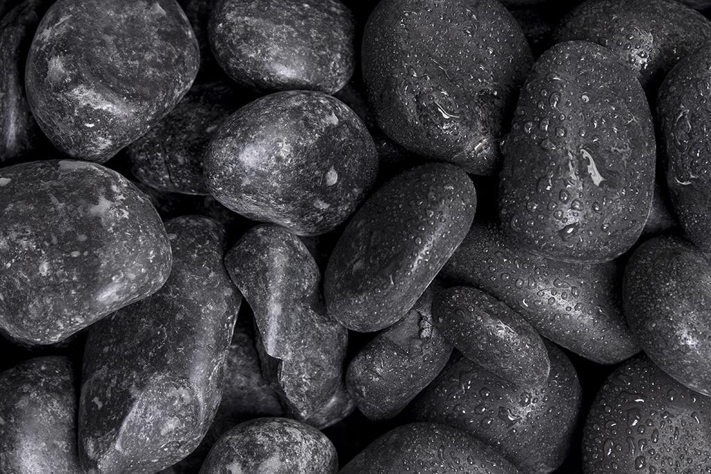 Glanzkies schwarz , 10-50