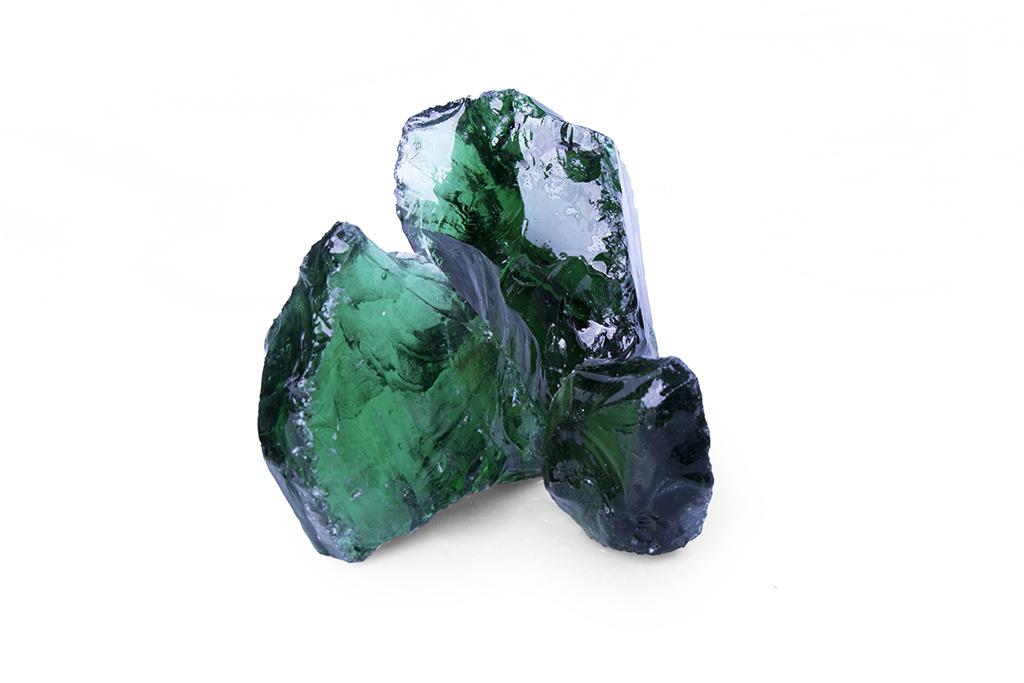 Glas Green