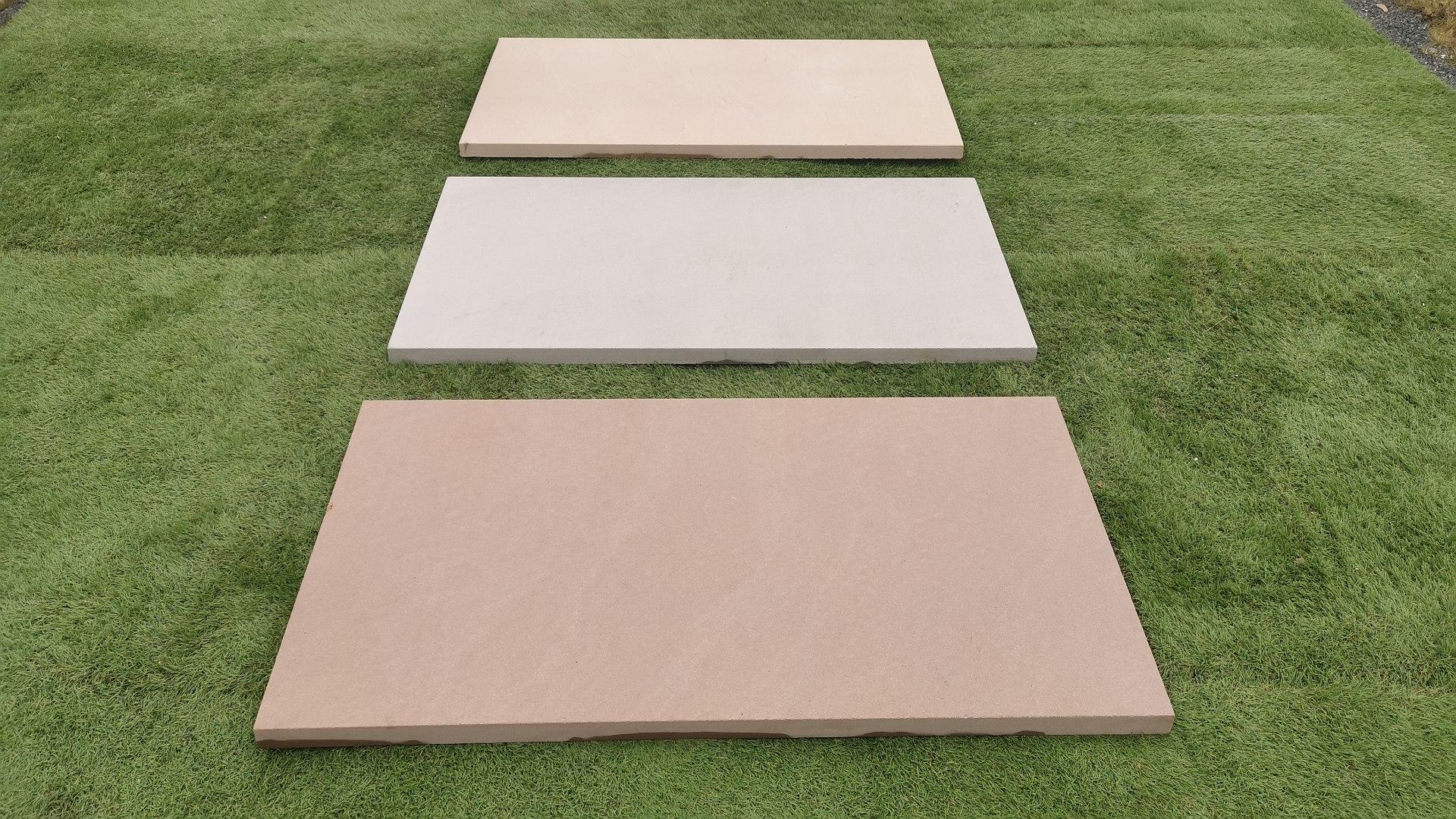 Sandsteinplatten Rivano Premium