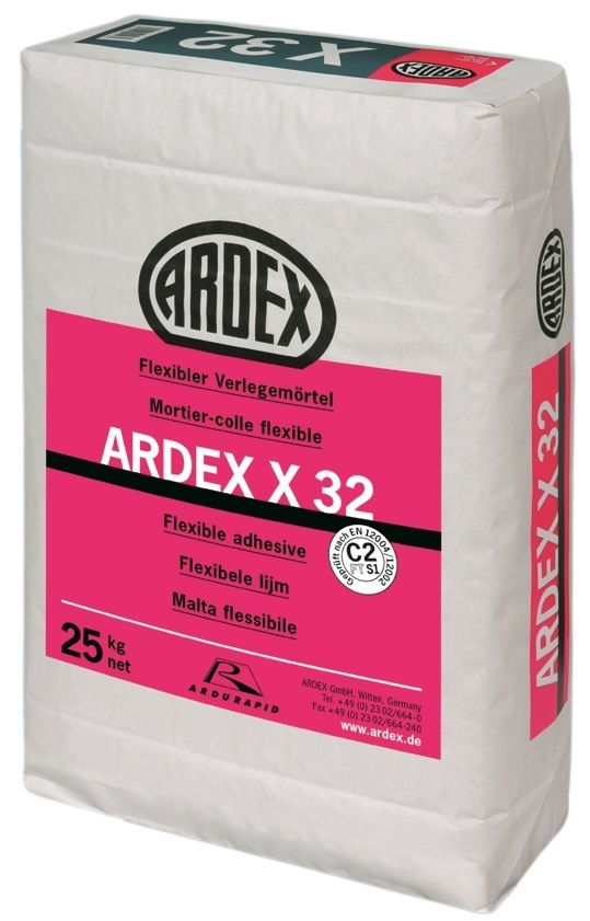 ARDEX  X32 Flexkleber
