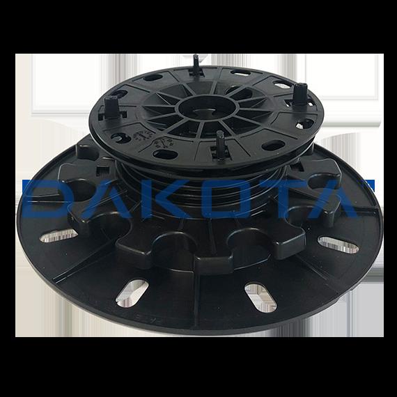 Stelzlager Arkimede 41 - 66 mm - SELBST-Nivellierende Kopf