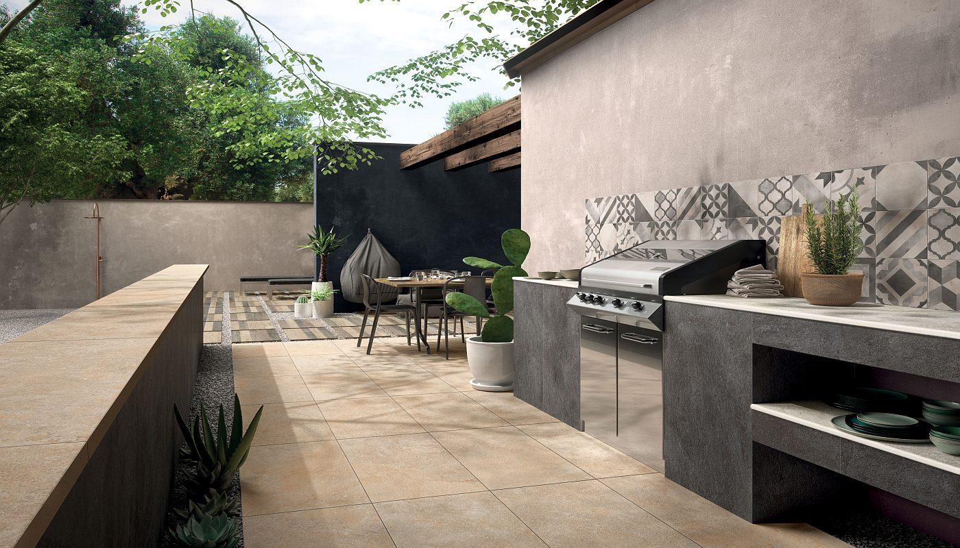 Feinsteinzeug Terrassenplatten X Images Bauzentrum - Feinsteinzeug fliesen formate