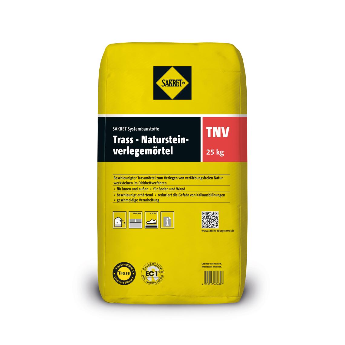 SAKRET Trassnaturstein-Mörtel TNV