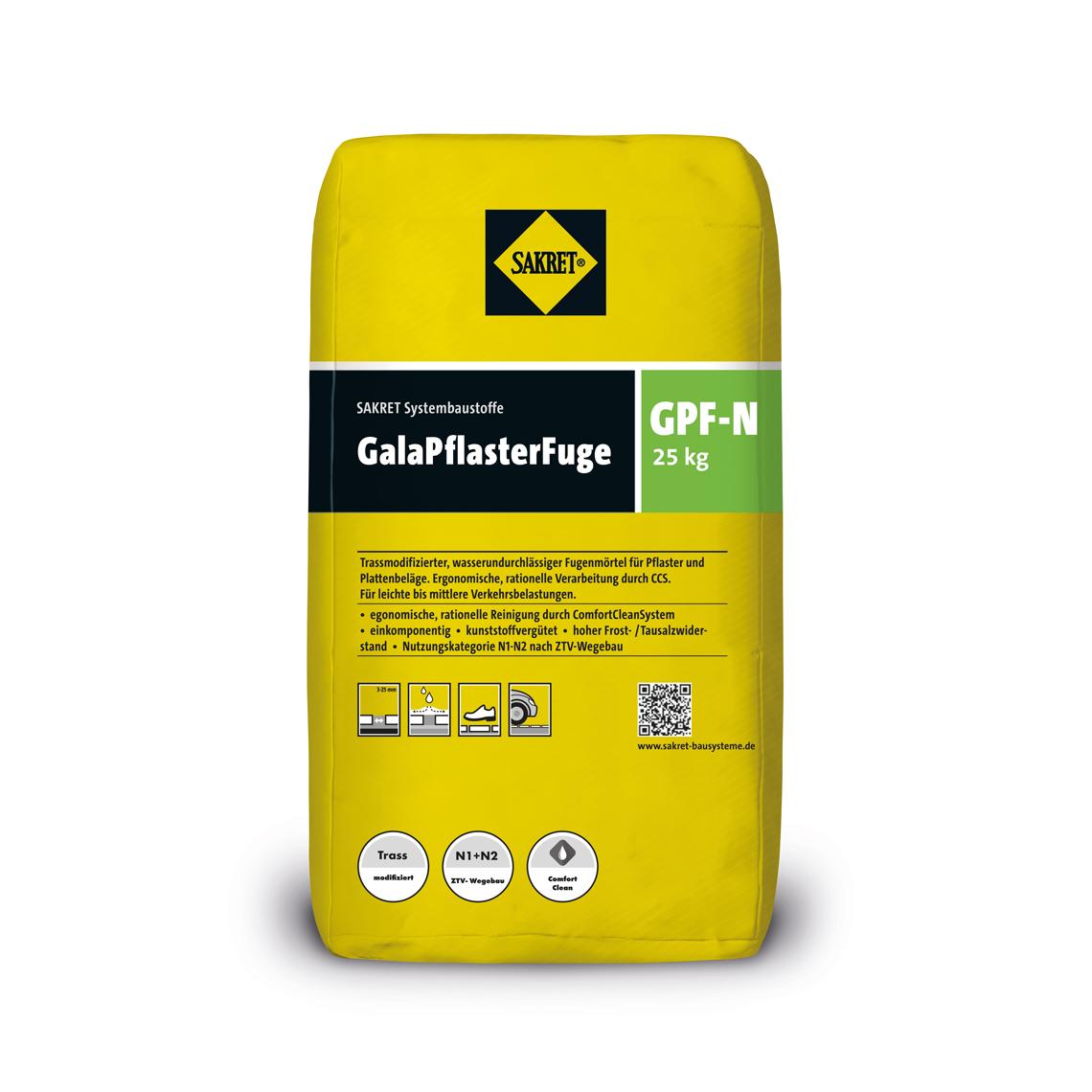 SAKRET Pflasterfugenmörtel GPF-N