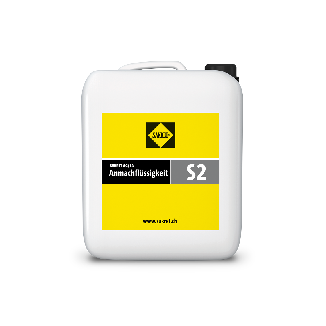 SAKRET Anmachflüssigkeit S2 - 2 Liter