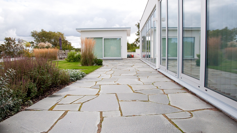 Polygonalplatten   Terrassenplatten   Natursteine