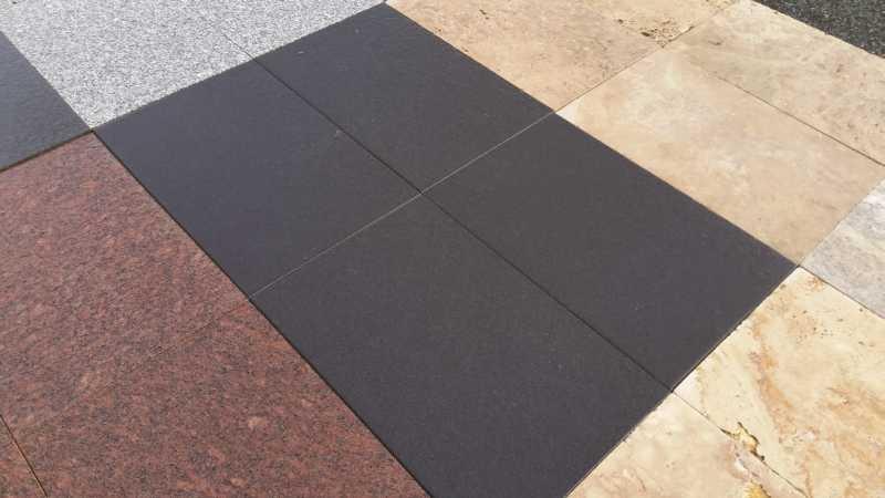Granitplatten Absolut Black 60 X 40 X 3 Cm Gunstiger Kaufen