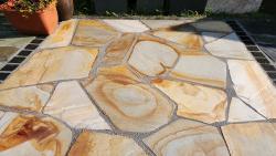 Polygonalplatten Onar - S