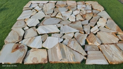 Polygonalplatten Onar - L