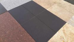 Granitplatten Absolut Black - 80 x 80 x 3 cm