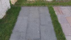 Granitplatten Maweiro - 40 x 40 x 3 cm