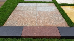 Grustenplatten - Baltik Antik 100x100x5 cm