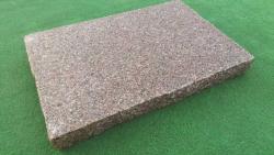 Grustenplatten - Bovall Rot 60x40x6 cm