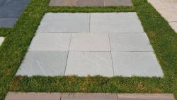 Sandsteinplatten Kandla - 90 x 60 x 2,5 cm