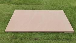 Sandsteinplatten Rivano Premium Braun - 60 x 40 x 3 cm
