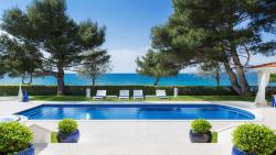 Kalksteinplatten Kanfanar Premium Beige 80 x 80 x 3 cm