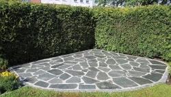 Polygonalplatten Kavala Grau - B