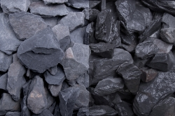 Canadian Slate schwarz, 30-60, Big Bag 30 kg