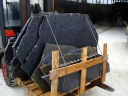 Polygonalplatten Karistou Black - EG