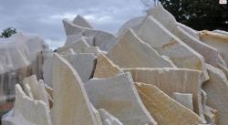 Polygonalplatten Sahara XXL