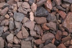 Roter Minenstein, 10-25, Sack 20 kg