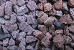 Schottischer Granit, 16-32, Muster