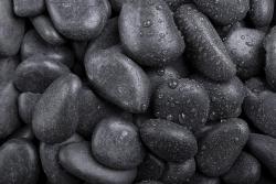Glanzkies schwarz , 10-35, Big Bag 250 kg