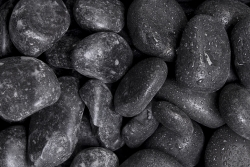 Glanzkies schwarz, 35-60, Big Bag 500 kg