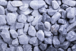 Kristall Blau getrommelt, 15-25, Big Bag 250 kg
