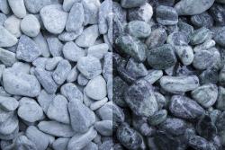 Kristall Grün getrommelt, 15-25, Sack 20 kg