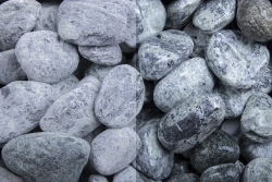 Kristall Grün getrommelt, 20-50, Sack 20 kg