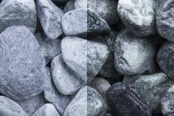 Kristall Grün getrommelt, 40-60, Big Bag 1000 kg