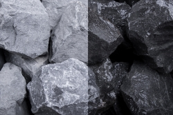 Basalt Stein SS, 30-60, Big Bag 500 kg