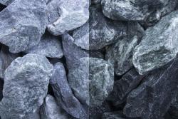 Marmor Grün SS, 40-80, Sack 20 kg