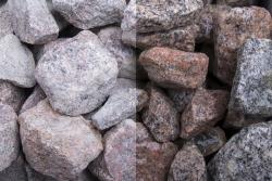 Schottischer Granitstein SS, 20-40, Muster