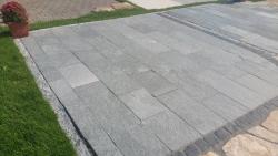 Quarzitplatten Kavala Grau - 40 S