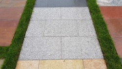 Granitplatten Gallicia - 40 x 40 x 3 cm