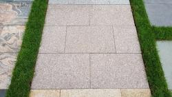 Granitplatten Rosato - 60 x 40 x 3 cm