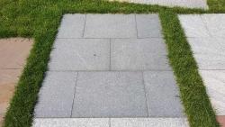 Granitplatten Negra - 40 x 40 x 3 cm