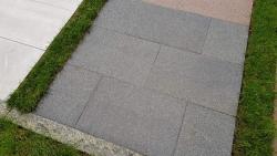 Granitplatten Impala - 60 x 40 x 3 cm