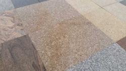 Granitplatten Moreno Antik - 40 x 40 x 3 cm