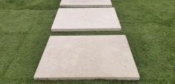 Kalksteinplatten Kanfanar Premium Beige 90 x 60 x 3 cm
