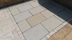 Kalksteinplatten Tandur Yellow 90 x 60 x 3 cm